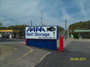 Washington self storage from AAAA Self Storage - Arlington
