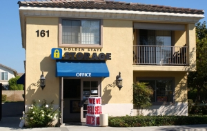 Ventura self storage from Golden State Storage - Oxnard - CSQ