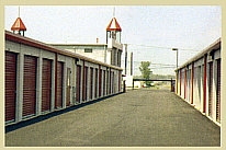 Highland self storage from Castle Storage