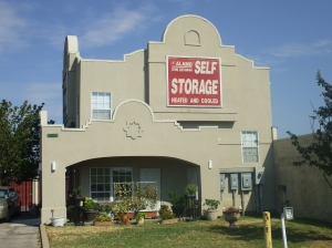 Irving self storage from Alamo-Redbird Self Storage