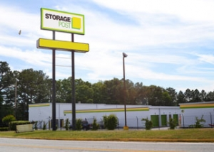 Roswell self storage from Storage Post - Doraville