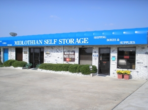 Waxahachie self storage from Midlothian Self Storage