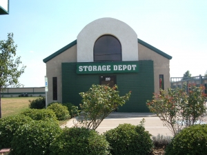 Burleson self storage from Storage Depot - Burleson