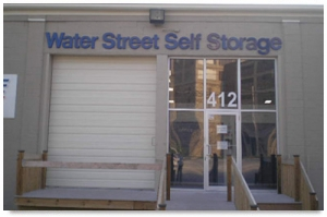 photo of Water Street Self Storage
