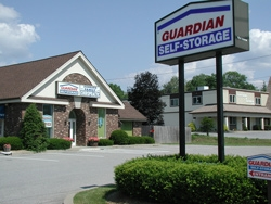 Wappingers Falls self storage from Guardian Self Storage - Fishkill