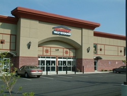 Harriman self storage from Guardian Self Storage - New Windsor