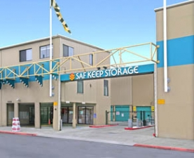 San Francisco self storage from Saf Keep Self Storage - Oakland