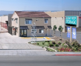 Fremont self storage from Saf Keep Self Storage - Redwood City