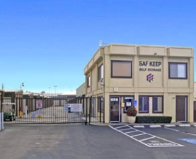 Hayward self storage from Saf Keep Self Storage - San Leandro