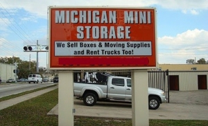 photo of Michigan Mini Storage