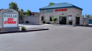 Scottsdale self storage from Dollar Self Storage - Mesa