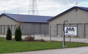 Muskego self storage from AAA Storage