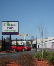Brockton self storage from Storage Pros - Brockton