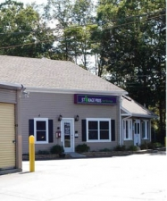 Fall River self storage from Storage Pros - Fairhaven
