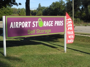 Kentwood self storage from Storage Pros - Airport