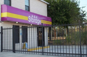Helotes self storage from AAA Storage Braun Rd