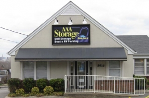 Nashville self storage from AAA Storage Briley