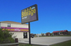 Magnolia self storage from AAA Storage FM-2920 & Postal Center