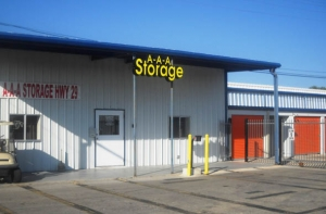 Liberty Hill self storage from AAA Storage Hwy 29 & Postal Center