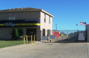San Benito self storage from AAA Storage Palm Valley & Postal Center