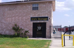 Donna self storage from AAA Storage Val Verde & Postal Center