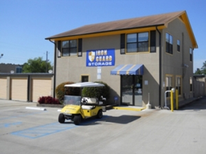 Augusta self storage from Iron Guard Storage - Augusta - Wylds Road