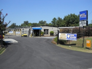 Augusta self storage from Iron Guard Storage - Augusta - Bertram Road