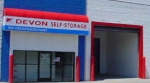 Detroit self storage from Devon Self Storage - Oakman