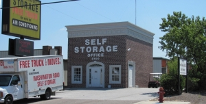 Augusta self storage from Washington Road Self Storage at Baston Rd