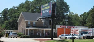 Augusta self storage from Stowaway Self Storage at I-20