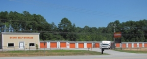 photo of EVANS Self Storage near Super Wal-Mart