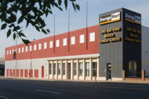 Shawnee self storage from StorageMart - 17th & Grand