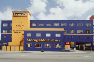 Coral Gables self storage from StorageMart - NW 7th St & Red Rd (57th St)