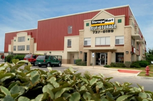 San Antonio self storage from StorageMart - San Pablo & W Olmos