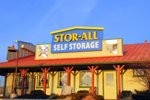 New Washoe City self storage from Stor-All - Dayton