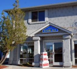 Gardnerville self storage from Stor-All - Gardnerville