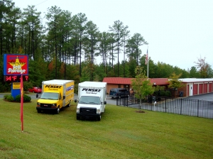 photo of Grovetown All-Star Self Storage