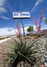 El Paso self storage from McClintock Self Storage