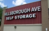 Tampa self storage from Hillsborough Avenue Self Storage
