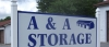 Christiansburg self storage from A & A Storage