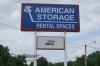 Rocky Mount self storage from American Storage Rental Spaces