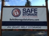 Ferndale self storage from Safe Storage Solutions