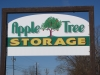 Hendersonville self storage from Apple Tree Storage