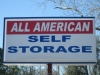 Williston self storage from All American Storage of Williston