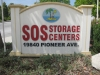 Torrance self storage from SOS Storage Centers - Torrance