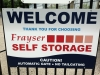 Memphis self storage from Frayser Self Storage