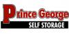 Prince George self storage from Prince George Self Storage