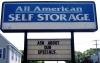 Westbrook self storage from All American Self Storage - Westbrook