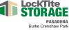 Pasadena self storage from LockTite Storage - Pasadena