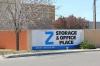 Albuquerque self storage from Z Storage & Office Place